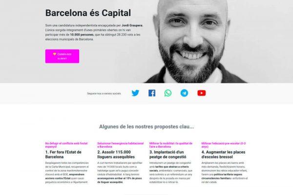 Barcelona És Capital